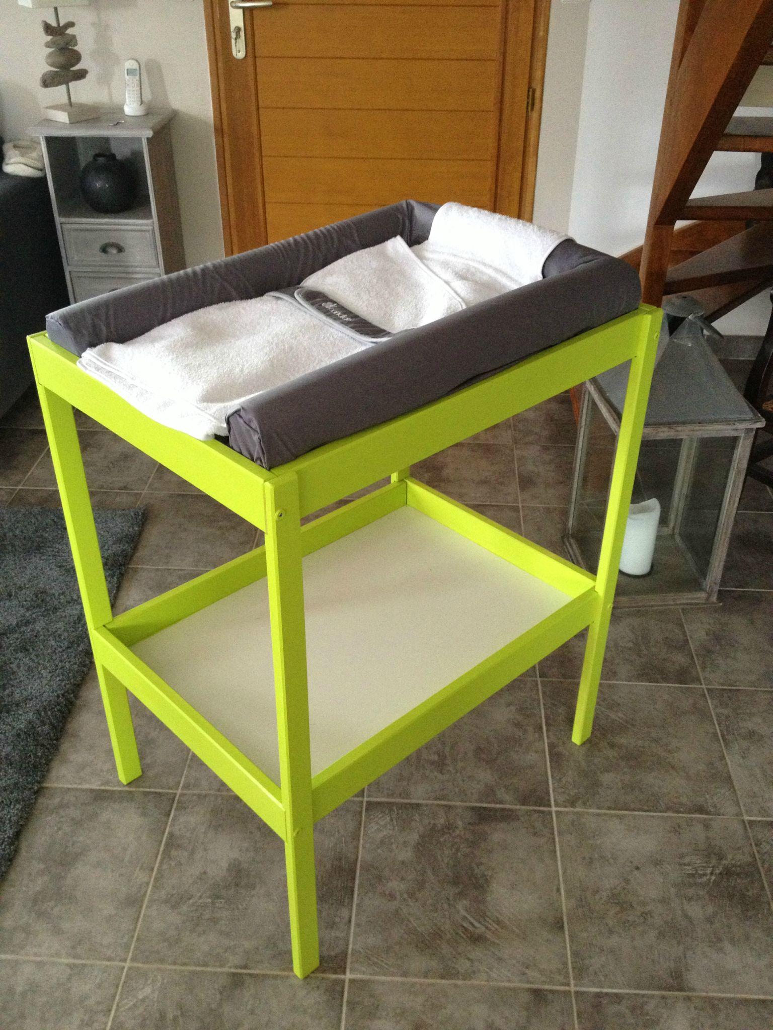 Ikea chambre bebe table a langer - Plateau table a langer ...