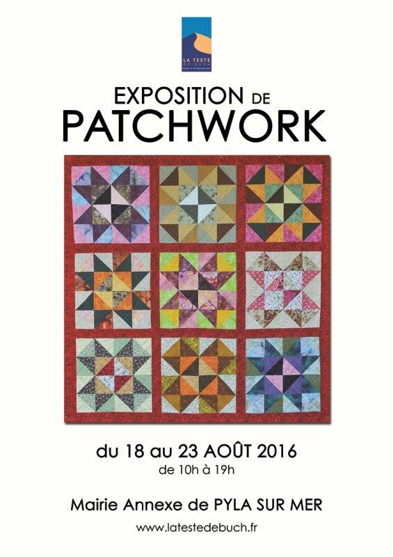 expo patch pyla 2016
