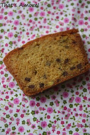 Cake au pamplemousse, huile d'olive et pistaches 4