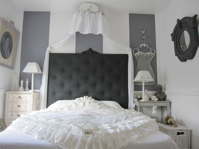 d co chambre style boudoir. Black Bedroom Furniture Sets. Home Design Ideas