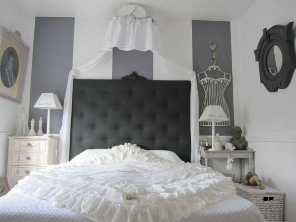 chambre une bulle de coton. Black Bedroom Furniture Sets. Home Design Ideas