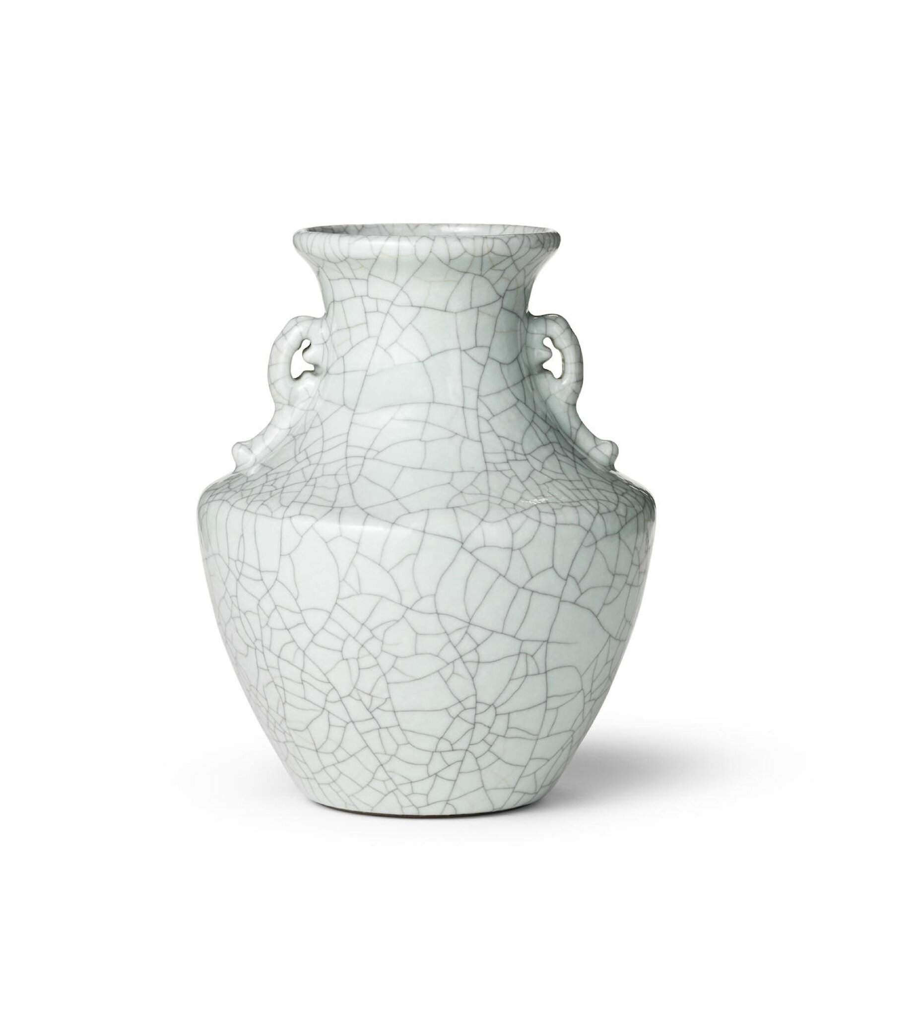 Bonhams to offer imperial chinese porcelain works of art alainr a rare imperial ge type vase zun qianlong seal mark and of the period 1736 1795 estimate hk 35 million 5 million 400000 570000 reviewsmspy