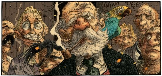 Illustration: Loisel et Tripp