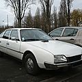 Citroën cx 2500d super