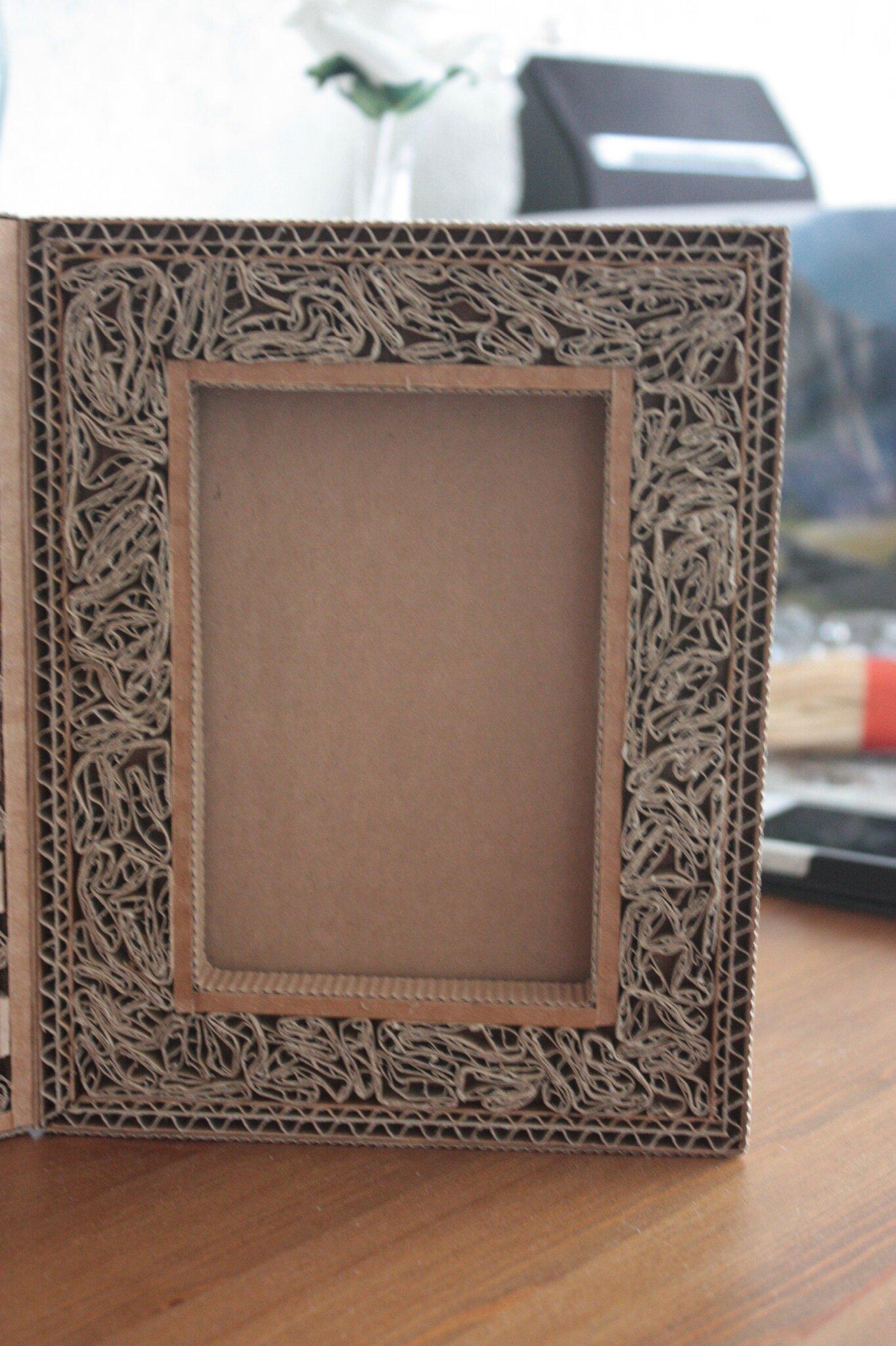 cadre carton tous les messages sur cadre carton mes cr ations. Black Bedroom Furniture Sets. Home Design Ideas