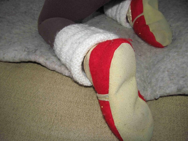 chaussons mathilde rouge2