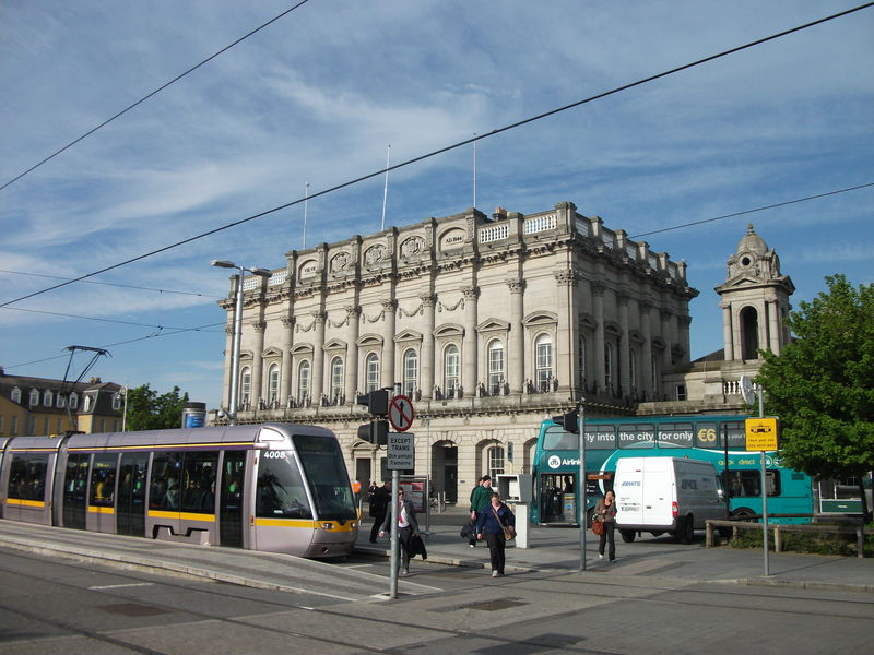 Dublin - Heuston Station (Irlande)