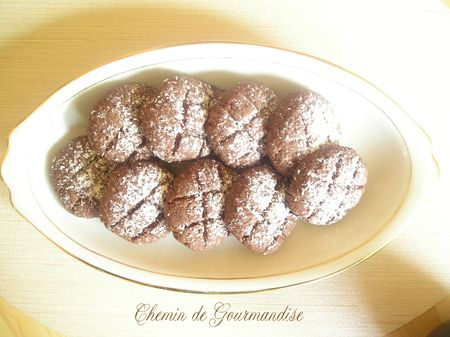 Biscuits sablés choco-coco (2)