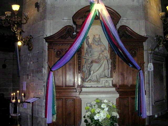 Nantes, église ND de Bon Port, ND de Bon Port