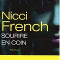 Sourire en coin, nicci french