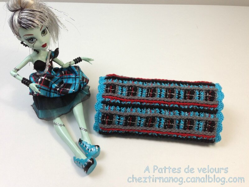 Trousse Monster high couture 7