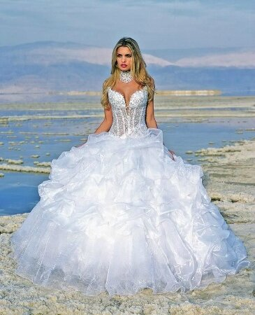 Robe de mariee de princesse disney cendrillon