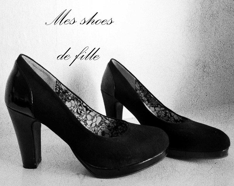 Mes shoes de fille 2