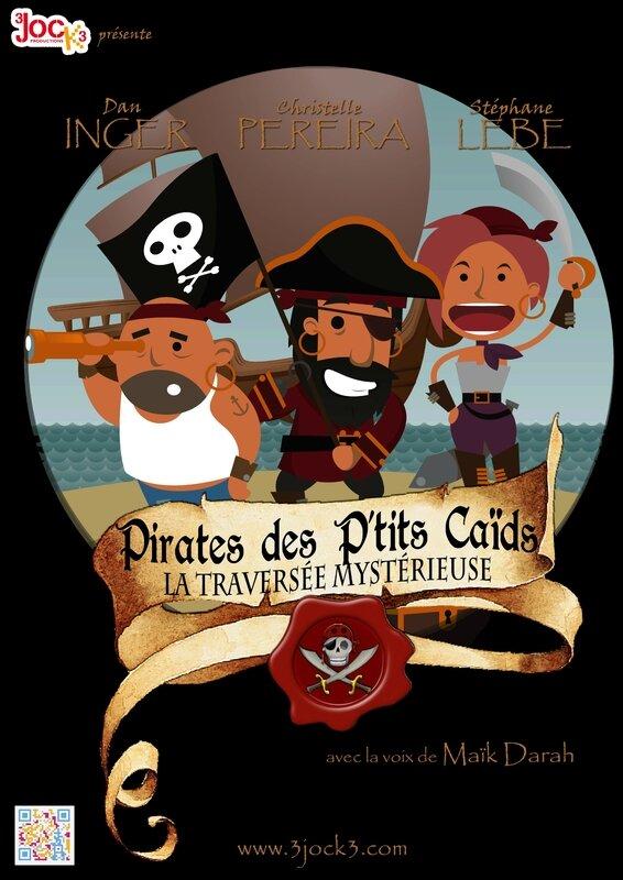 Affiche Pirates 2018