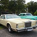 Lincoln continental mark v cartier edition 1979