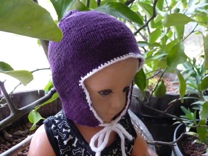 Bonnet à oreilles (1)