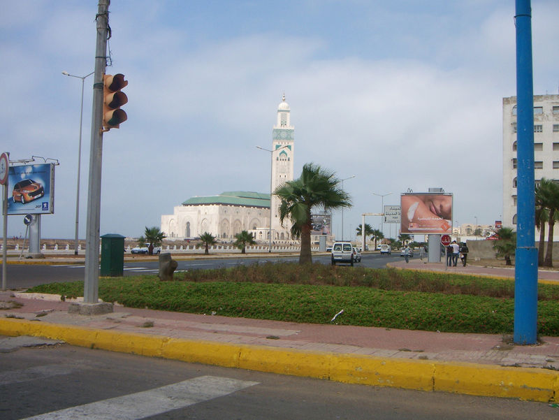 Bvd La Corniche Aid Diab Casablanca