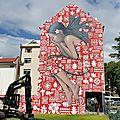 Polynésie française - papeete fresque 13