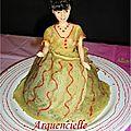 Mon tout premier gâteau Barbie Princesse