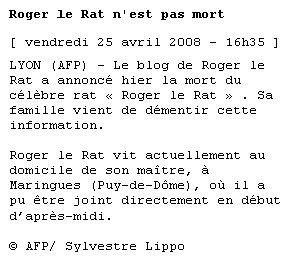 AFP_Roger_le_Rat