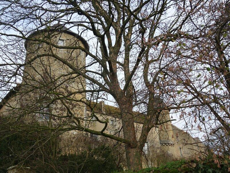 le château de Manonville