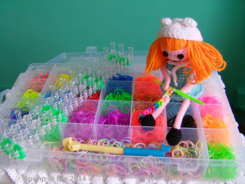 ®pimp ta life 2014 rainbowloom easy (1)