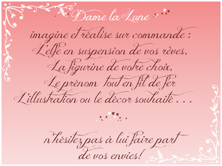commande_sur mesure_Dame_la_lune_figurine_illustration_fildefer_decor2012