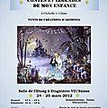 Exposition de miniatures à etagnière-suisse