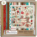 Sweet and sound by bisontine & kitty designs