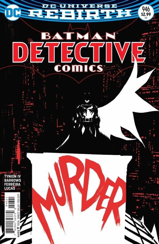 rebirth detective comics 946 variant