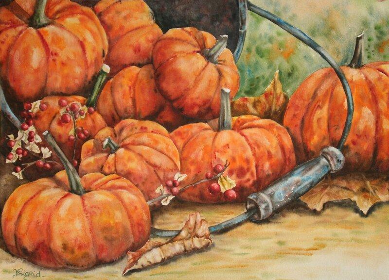 Saveur d'automne