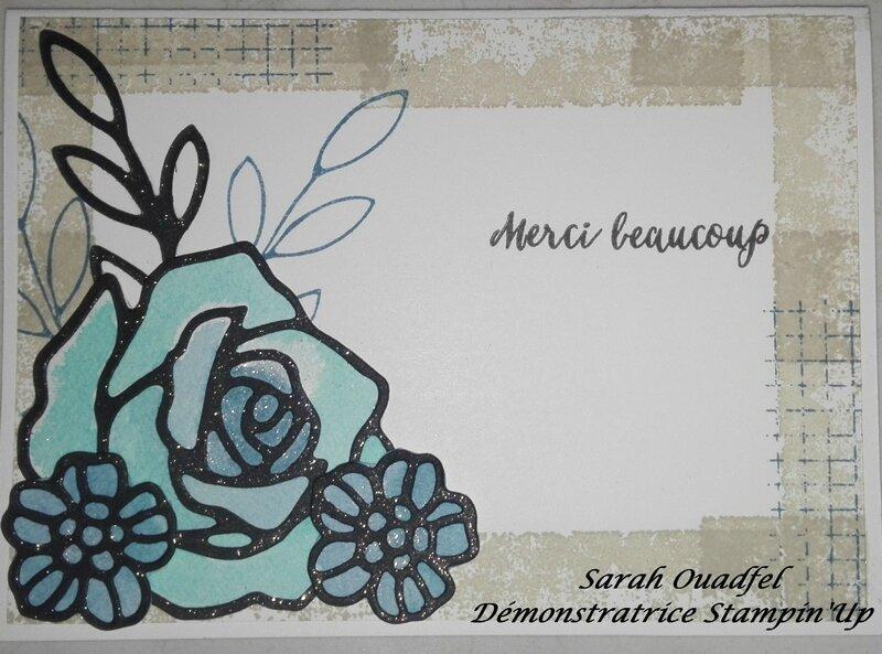 carte fleur blog hop mai 2016