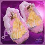 chaussons de princesses gagante concours 2