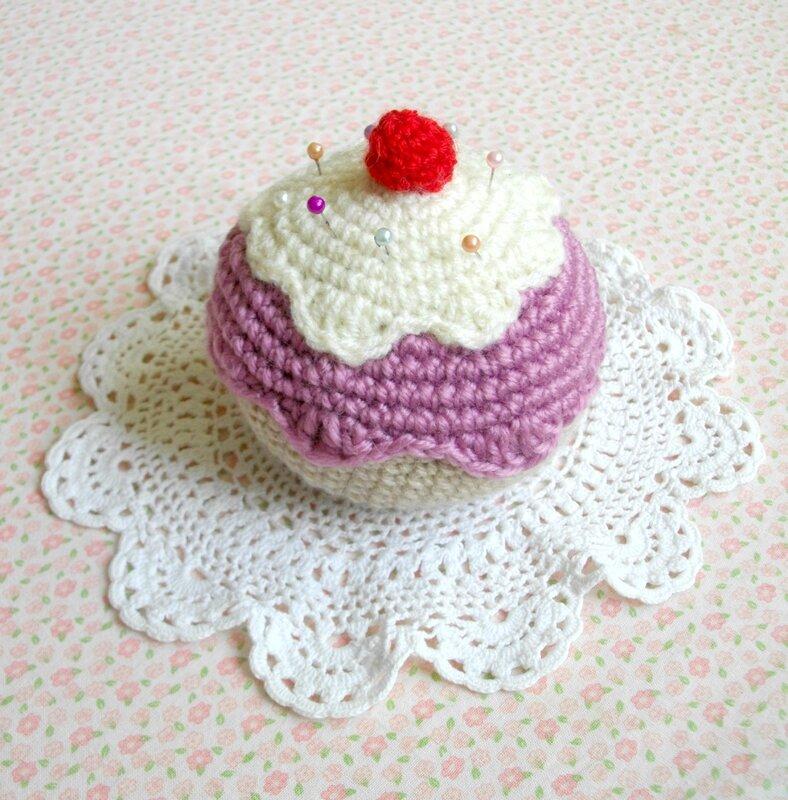 cupcake-crochet-pique-aiguille