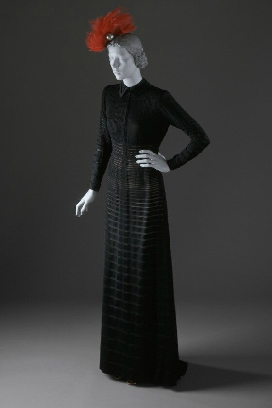 Cristóbal Balenciaga, Woman's Dinner Dress, 1939