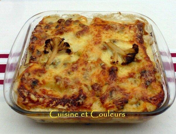 plat lasagnes