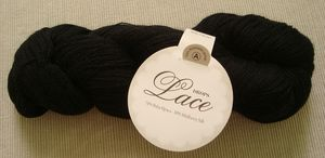 Lace DROPS noir