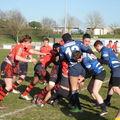 Saison 2009 - 2010, Cadets / Blaye, le 6 février