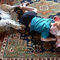 Ethan et Sky se sont endormis