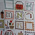 Sal autumn alphabet de lizzie kate