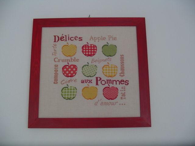 Les pommes de Lili Points