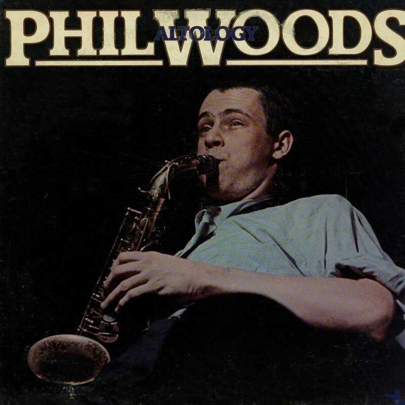 Phil Woods - 1956-57 - Altology (Prestige)