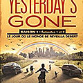 Yesterday's gone de sean platt et david wright