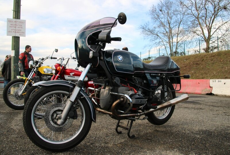 Rencontre moto 2016