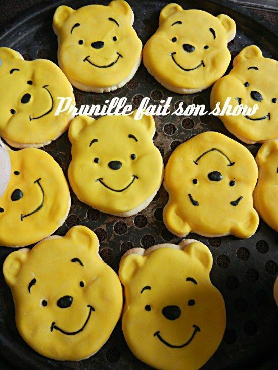 winnie the pooh cookies prunillefee