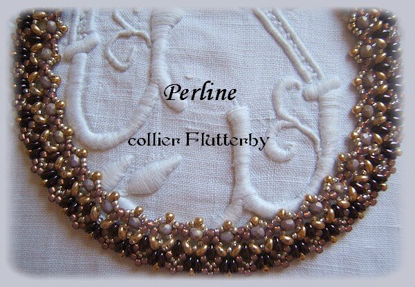 collier Flutterby