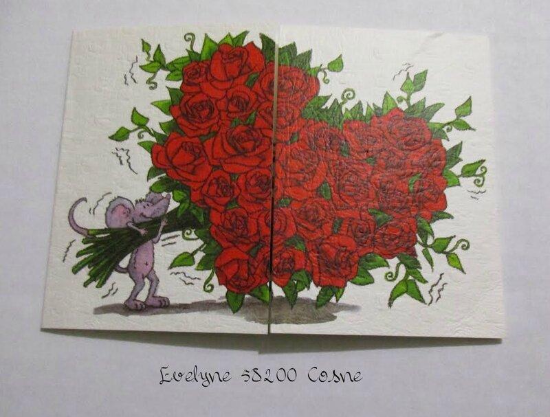 EVELYNE 58200 COSNE