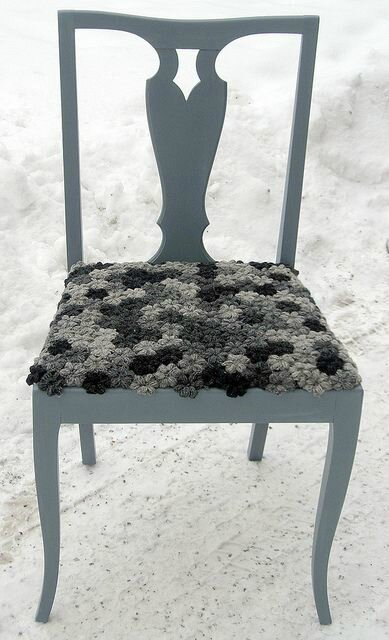 chaise mollie flower