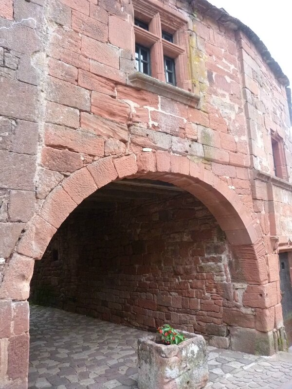 Collonges la Rouge 063