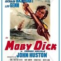 John huston. moby dick. 1956.